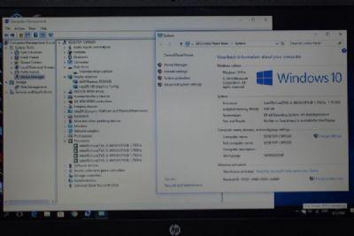 HP 15-ac017tx Intel Core i3-4005U 1.70G 15.6นิ้ว ฟลูคีบอร์ด
