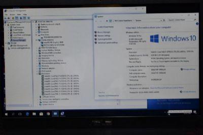 ASUS A550J core i7 gen4 nvidia GTX950 4g
