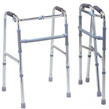 PS 241 walker 4 ขา แบบพับได้