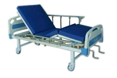 ฺPS 08 เตียง 2 ไกร์มือหมุนหัว-ท้าย ABS
