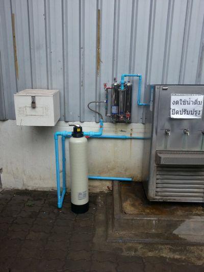 เครื่องกรองน้ำแสตนเลส แบบ3ท่อ