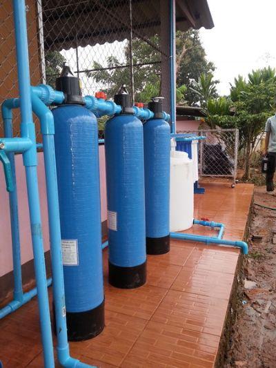 เครื่องกรองน้ำดื่มโรงเรียน