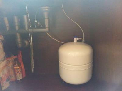 เครื่องกรองน้ำ 5 ขั้นตอน ระบบ Reverse Osmosis Unipure