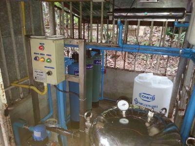 ปรับปรุงระบบน้ำดื่ม