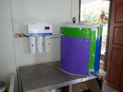 เครื่องกรองน้ำ RO 50 GPD