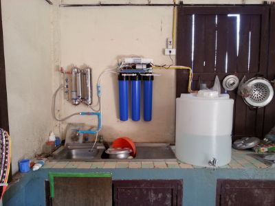 เครื่องกรองน้ำโรงเรียนเด็กเล็ก