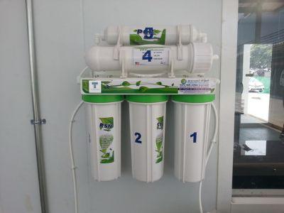 ตู้ทำน้ำเย็น แบบ 4 หัวก๊อก