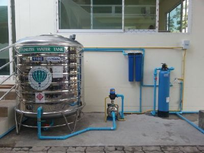 ระบบกรองน้ำ RO 600 GPD