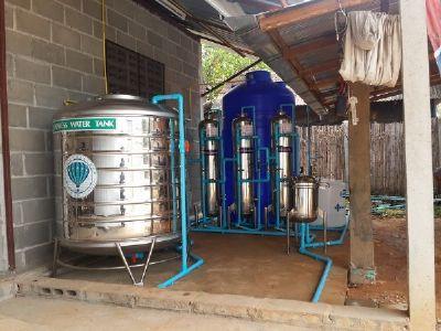 ระบบโรงงานน้ำดื่ม