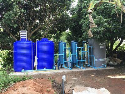 ติดตั้งระบบน้ำใช้ภายในบ้าน อ.ดอยสะเก็ด จ.เชียงใหม่