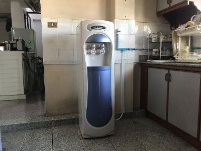 ตู้น้ำร้อน-เย็นพร้อมเครื่องกรองน้ำ RO50GPD