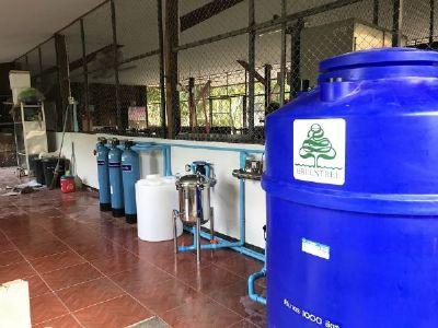 น้ำดื่มโรงเรียน โรงเรียนวัดป่าตาล จ.เชียงใหม่
