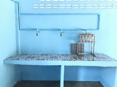โรงงานน้ำดื่มชุมชน จังหวัดลำพูน
