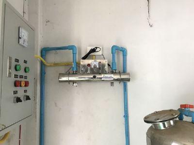 เครื่องกรองน้ำดื่มโรงเรียน อ.แม่สะเรียง จ.แม่ฮ่องสอน