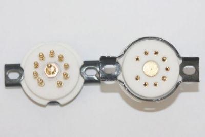 ซ็อกเก็ตหลอด 9 Pin Hardwire CNC (New)