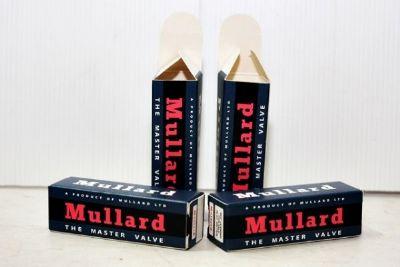 กล่องใส่หลอด Mullard ECC83/EL84/ECC803S/E188CC/12AX7 (New)