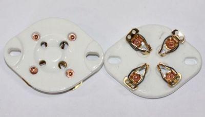 ซ็อกเก็ตหลอด 4 Pin Hardwire (New)