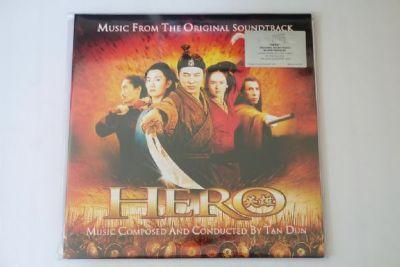 Hero Ost. (Yellow & Orange mixed Vinyl)
