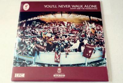 L.F.C. YOU'LL NEVER WALK ALONE