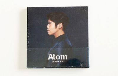 CD Atom - Cyantist
