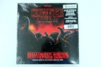 Stranger Things - Halloween Sounds From The Upside Down (Pumpkin Orange Vinyl)