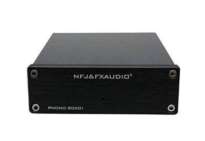 ปรีโฟโน MM FX-Audio Box01 (New)