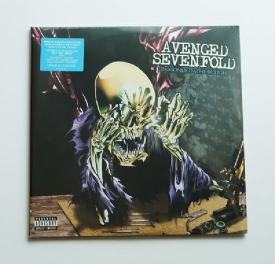 Avenged Sevenfold - Diamonds In The Rough (Clear Vinyl)