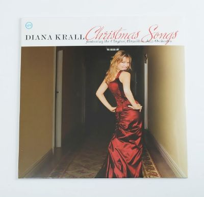Diana Krall - Christmas Songs Featuring The Clayton/Hamilton Jazz Orchestra