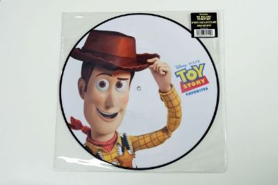 Toy Story Favorites (Picture disk)