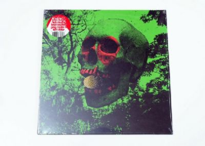 Witch Egg - Wikipedia (Clear Red Vinyl)