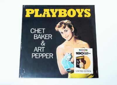Chet Baker & Art Pepper - Playboys