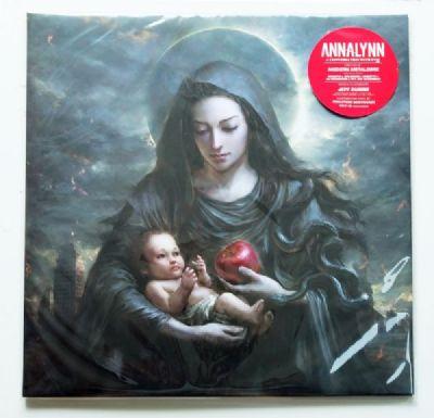 Annalynn - A Conversation with Evil (Red Apple Vinyl)