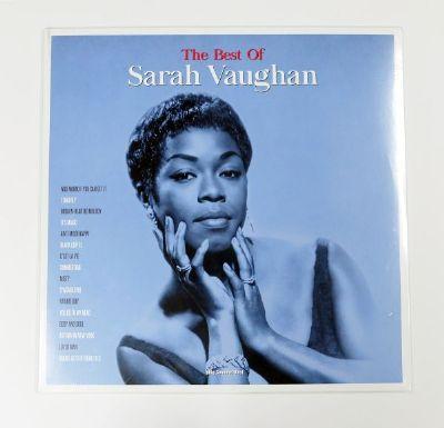 Sarah Vaughan - The Best Of Sarah Vaughan (Blue Vinyl)