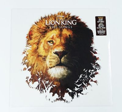 The Lion King: The Songs OST.