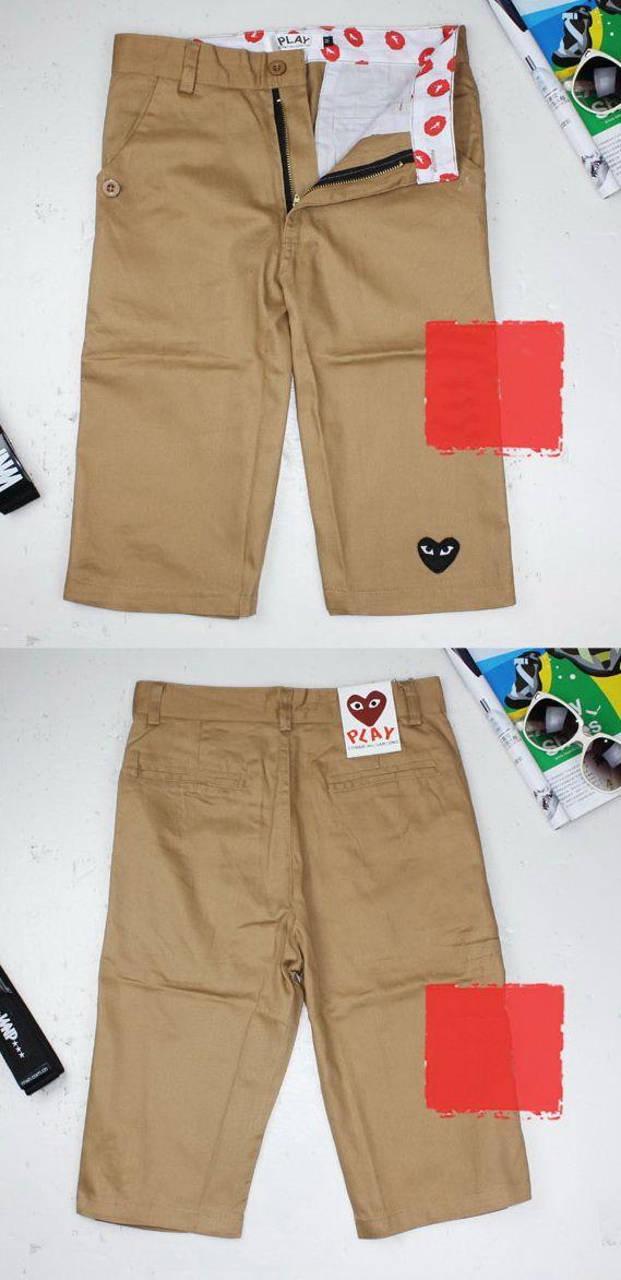 เสื้อผ้าผู้ชาย เสื้อผ้ผู้ชายพร้อมส่ง กางเกงสองส่วน play