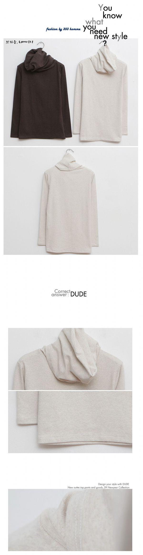 เสื้อผ้าผู้ชาย : สเวตเตอร์คอเต่าย่น