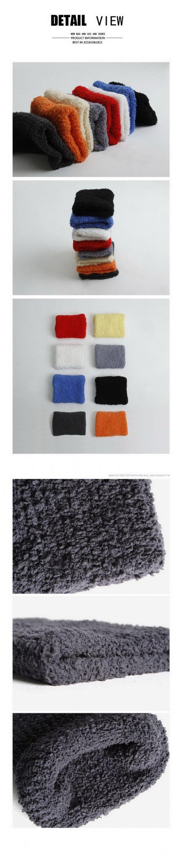 เสื้อกันหนาวผู้ชายพร้อมส่ง : ผ้าพันคอเนกประสงค์สารพัดประโยชน์