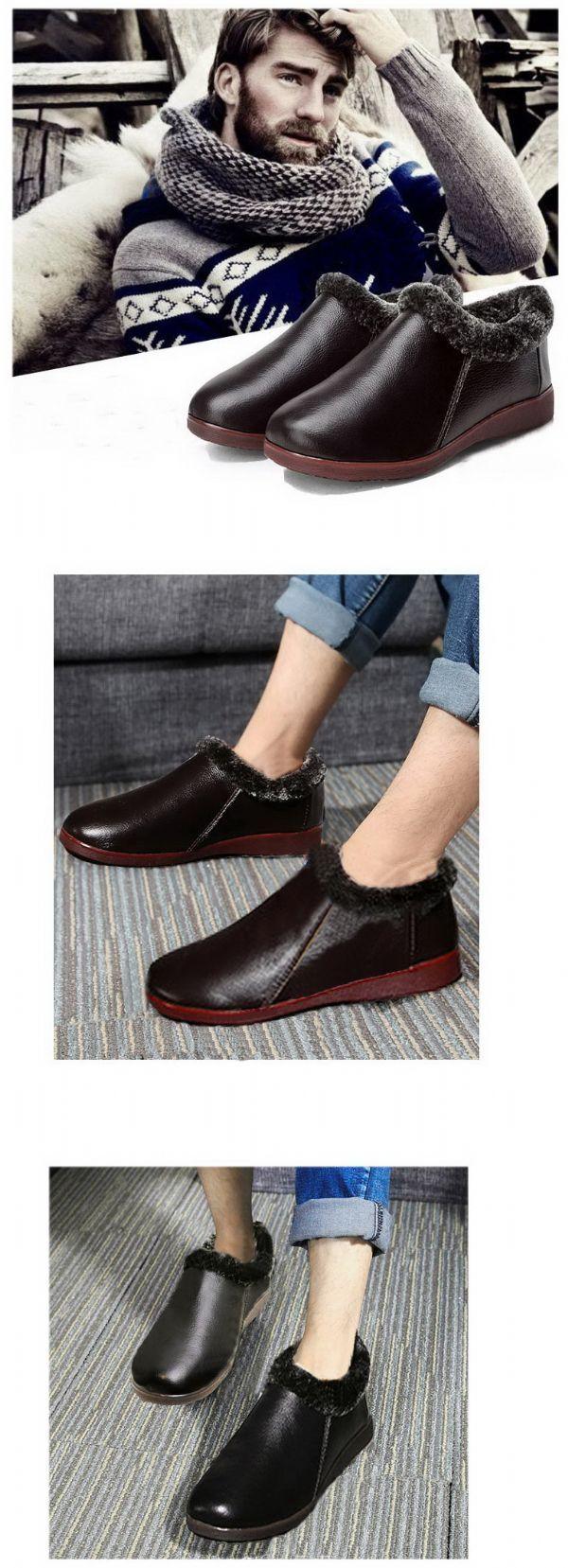snow shoe รองเท้าบุ fur อุ่นสำหรับทุกเพศทุกวัย