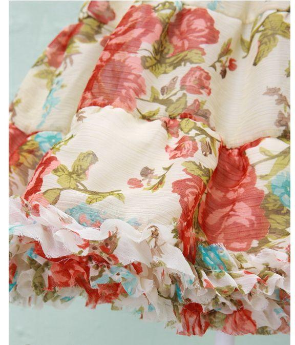 เสื้อผ้าแฟชั่น: กระโปรงฟู่ฟ่องสไตล์ญี่ปุ่นหว๊านหวาน