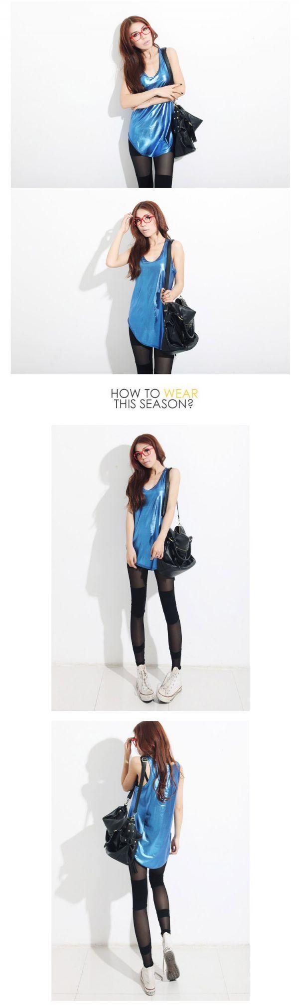 เสื้อผ้าแฟชั่น : legging แฟชั่น chic & cool