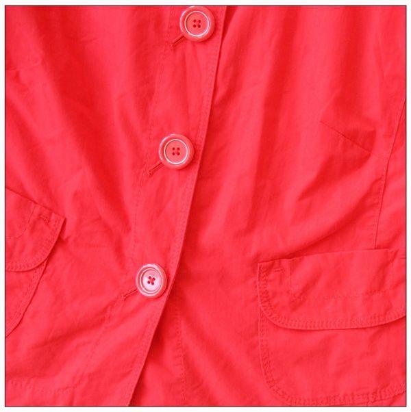 เสื้อกันหนาวพร้อมส่ง : แจ๊กเก็ตตัวสั้นแขนยาวติดกระดุมสไตล์ยุโรป