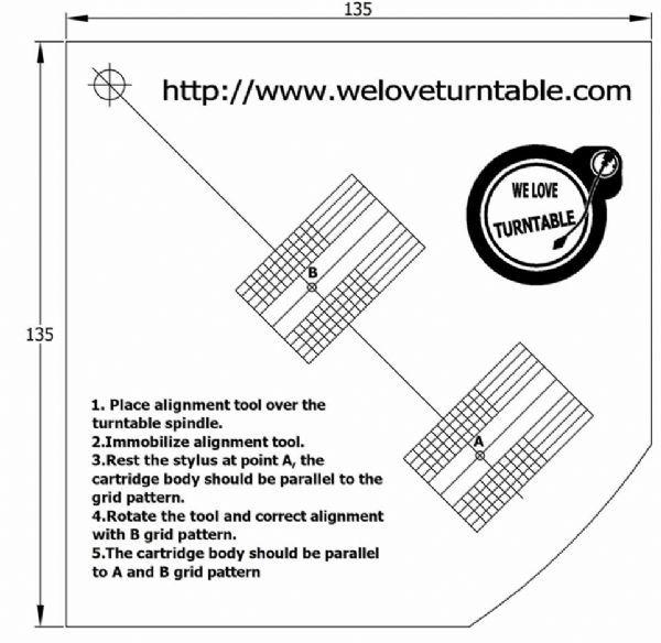 แผ่น PVC Set Up หัวเข็ม (Welove)