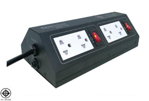 ปลั๊กไฟ SaveTronics A-8 (New)