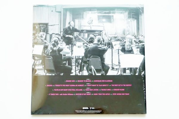 Rod Stewart With The Royal Philharmonic Orchestra - You're In My Heart (Pink Vinyl)