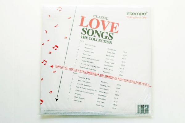 Classic Love Songs The Collection
