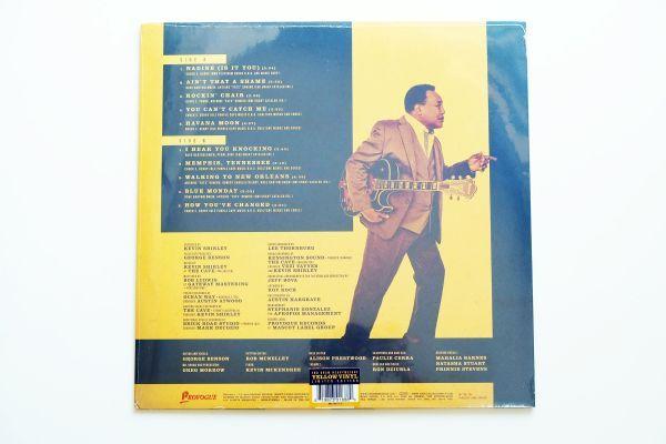 George Benson - Walking To New Orleans (Yellow Vinyl)