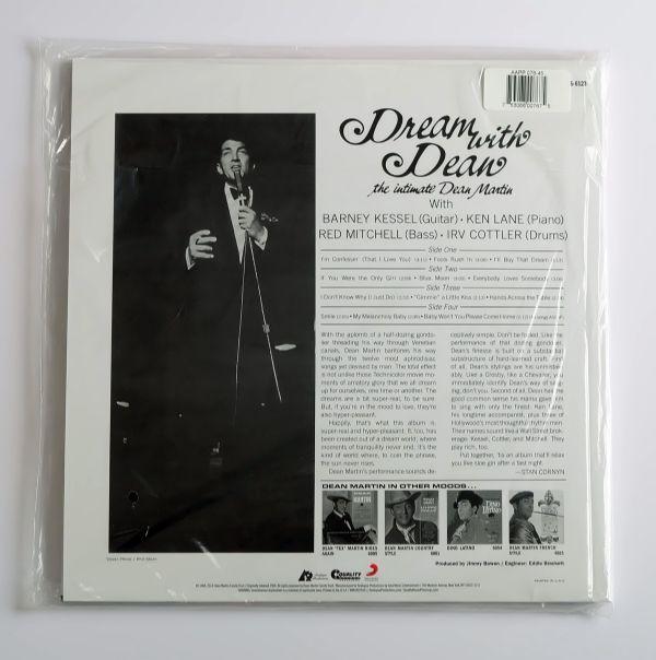 Dean Martin – Dream With Dean (The Intimate Dean Martin)