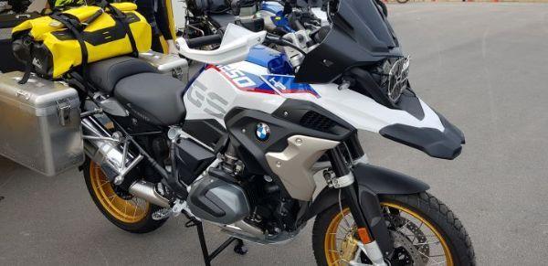 สติ๊กเกอร์ใสกันรอย BMW R1250GS