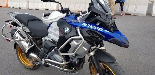 สติ๊กเกอร์ใสกันรอย BMW R1250GSA