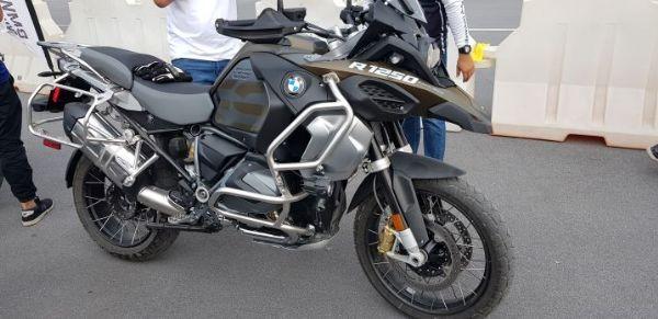 สติ๊กเกอร์ใสกันรอย BMW R1250GS EXCLUSIVE